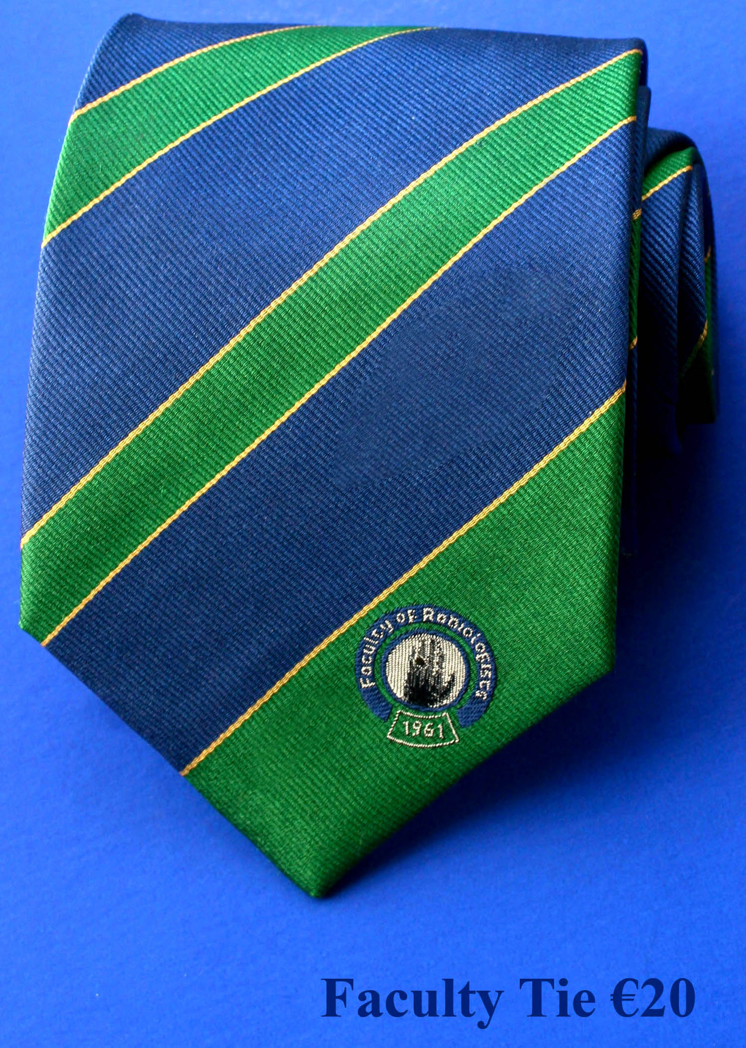 FFRRCSI FACULTY TIE